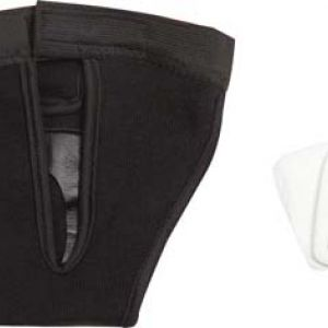 DOG PANTS VELCRO ALEXIS S BLACK