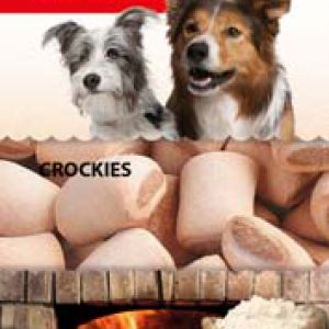 CRUNCH CRACKER CROCKIES 500G