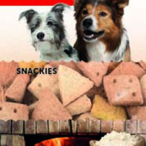 BISCUITS CRUNCH SNACKIES 500G