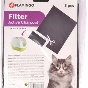 UNIVERSAL FILTER 3PCS CAT BOX