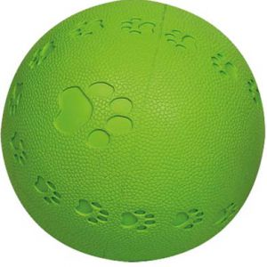 RUBBER BALL SUMMER SQUEAK 6CM