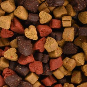 CHEW N SNACK HEARTS MIX 500G
