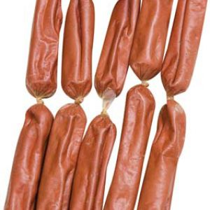 LAMBSNACK SAUSAGES 85G
