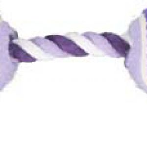 COTTON ROPE DUO TENNIS PURPLE 6.5CM
