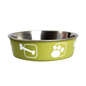 BOWL BELLA KENA GREEN 12CM 300ML