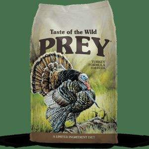TOTW Prey Turkey Dog 11.4KG
