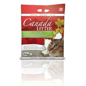 CANADA LITTER 6KG UNSCENTED